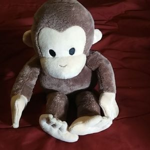 """Kohl's Cares Curious George - 16"""""""